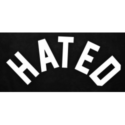 HATED- Sticker